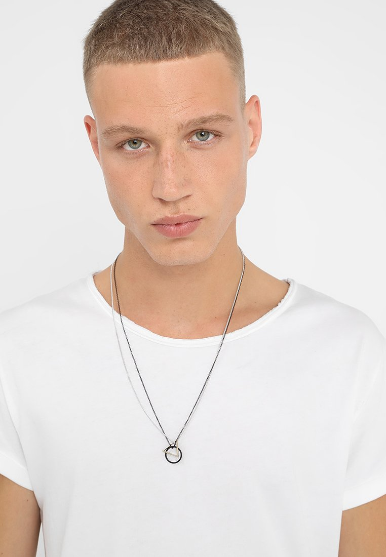 Homme TRIGONOMETRY NECKLACE 2 PACK - Collier