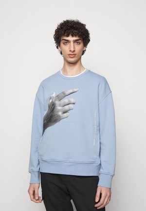 THE OTHER HAND SERIES - Mikina - faded ice/greys