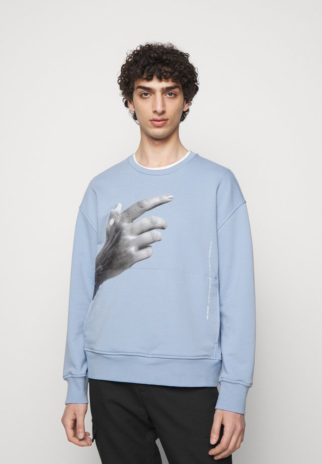 THE OTHER HAND SERIES - Sweatshirt - faded ice/greys