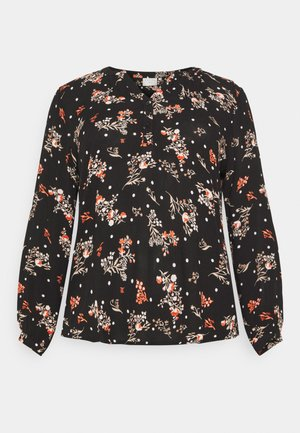 BETT BLOUSE - Blouse - black