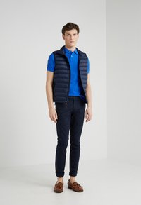 Polo Ralph Lauren - SLIM FIT MODEL  - Polo - new iris blue - 1
