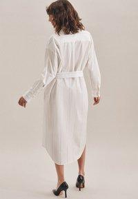 Seidensticker - Shirt dress - ecru - 1