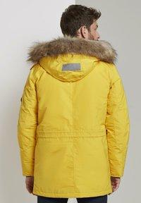 TOM TAILOR - Winter coat - californian yellow - 2