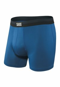 SAXX Underwear - SPORT MESH TRUNK 2 PACK - Pants - Navy/City Blue - 1