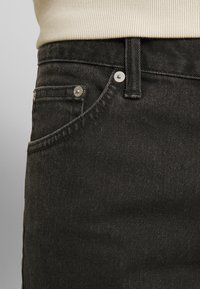 Weekday - SUNDAY - Straight leg jeans - tuned black - 3