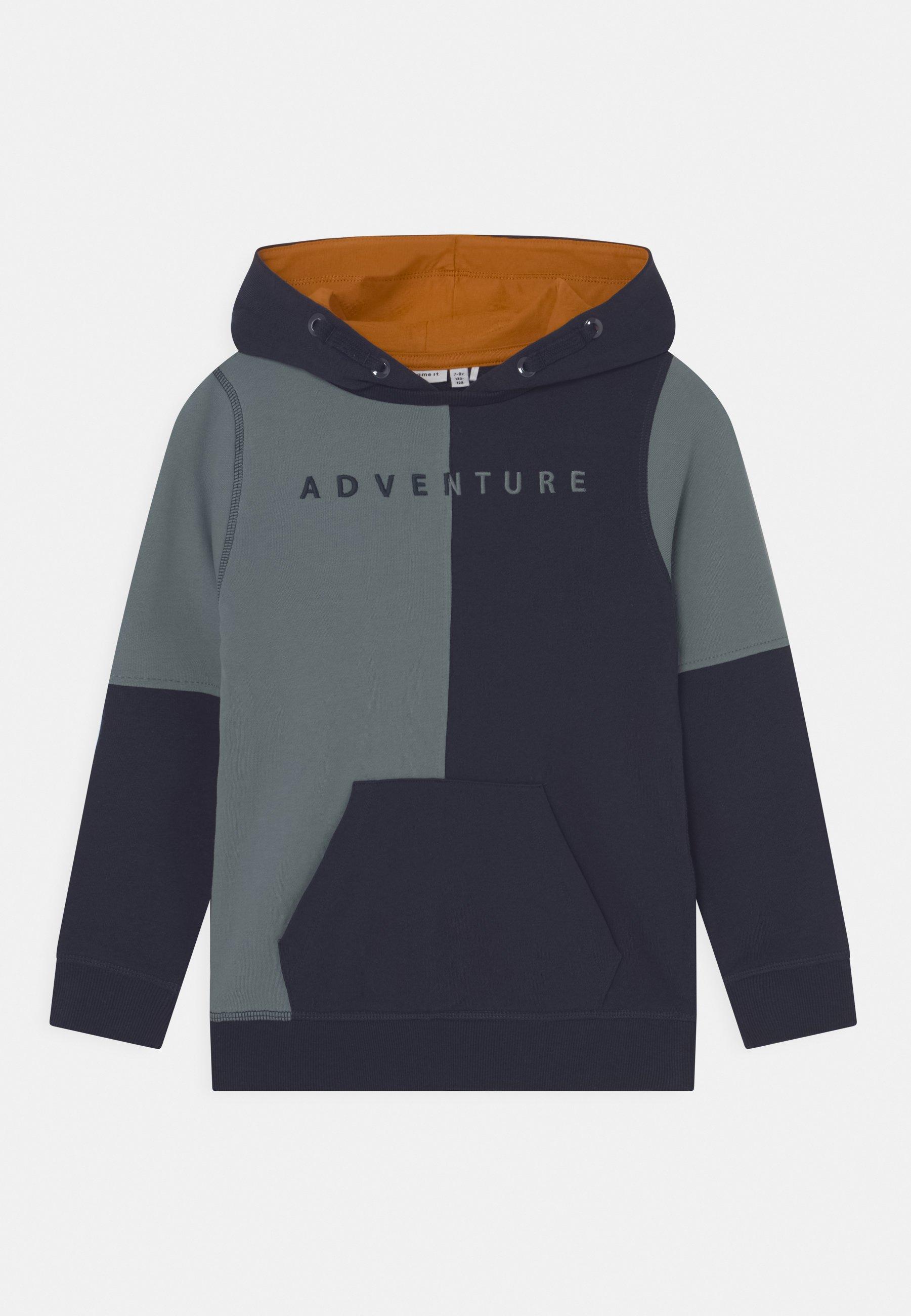 Kinder NKMLOREN HOOD - Sweatshirt