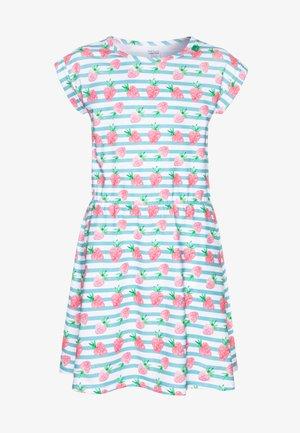 STRAWBERRY  - Vestito di maglina - pink