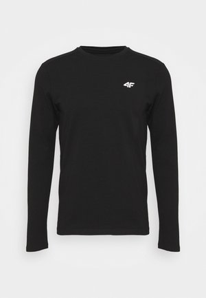 Men's long sleeve - Long sleeved top - black