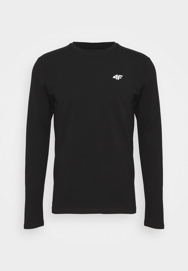 Men's long sleeve - Langærmede T-shirts - black