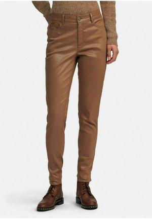 5 POCKET - Slim fit jeans - camel