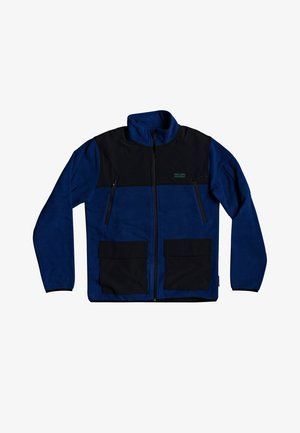 LOST LATITUDE - Fleece jacket - estate blue