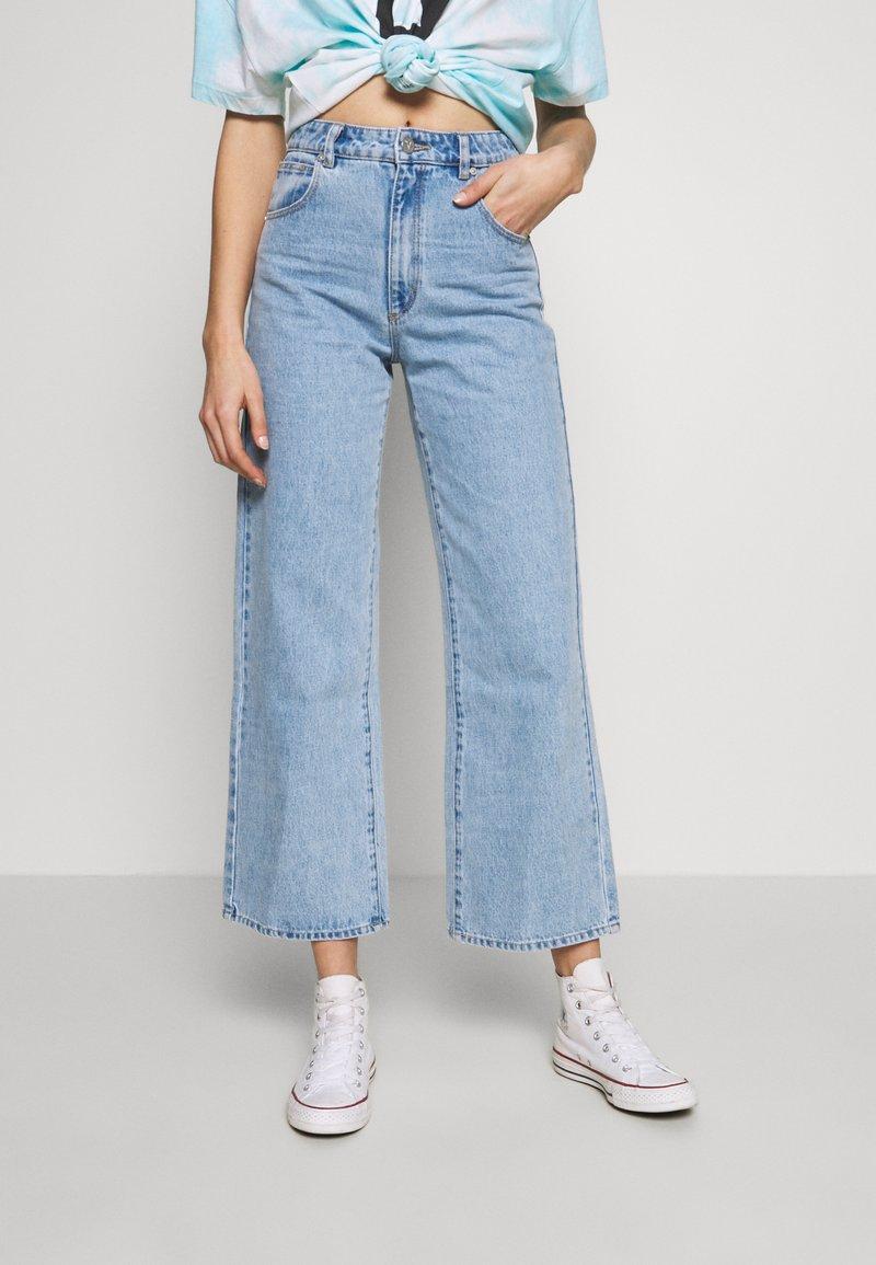 Abrand Jeans - Flared Jeans - light blue denim