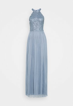 AVALON MAXI TALL - Occasion wear - dusty blue