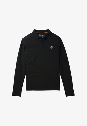 LS MILLERS RIVER  - Polo shirt - black