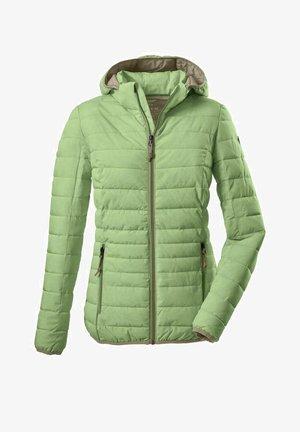 UYAKA - Winter jacket - apfel