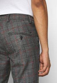 Mason's - MILANO - Kalhoty - grey - 5