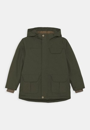 WALDER JACKET - Winter jacket - forest night