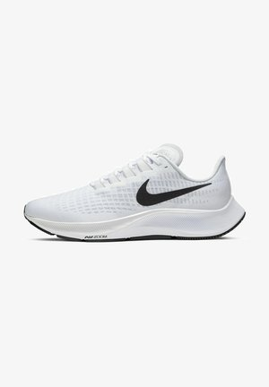 AIR ZOOM PEGASUS 37 - Laufschuh Neutral - white pure platinum black
