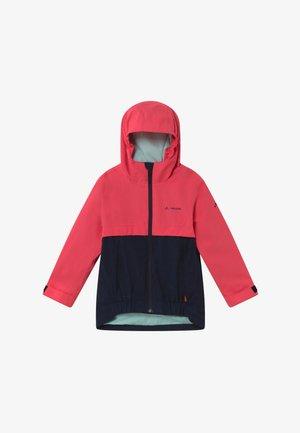 KIDS HYLAX 2L - Hardshellová bunda - bright pink
