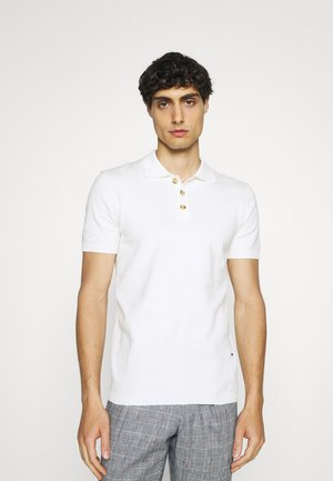 VALBORG - Polo shirt - cloud dancer