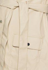 Dorothy Perkins Maternity - MATERNITY RAINCOAT - Waterproof jacket - stone - 2