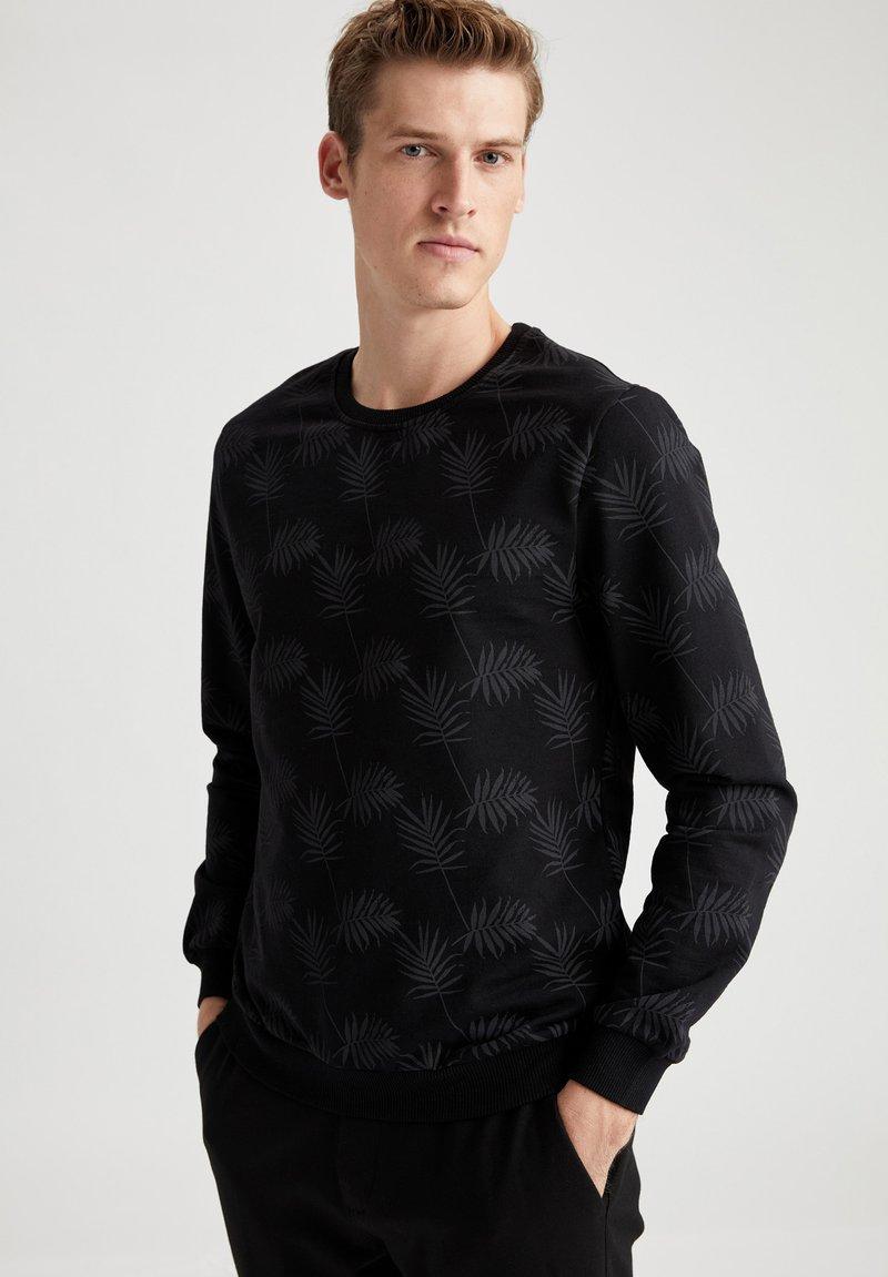 DeFacto - Sweatshirt - black