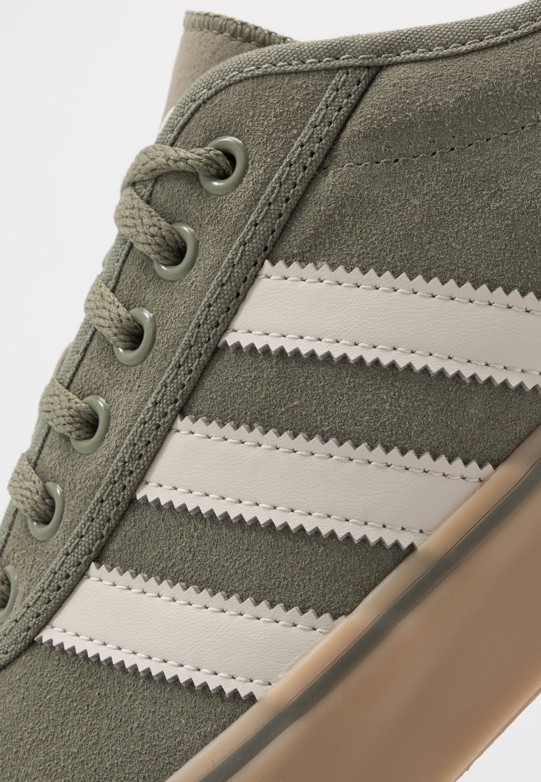 Adidas Originals Ease - Sneakers Legend Green/clear Brown