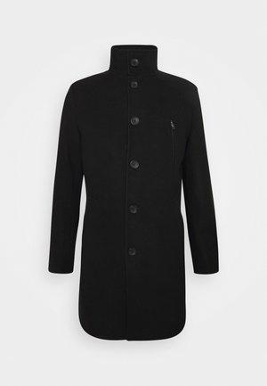 ONTARIO - Classic coat - black