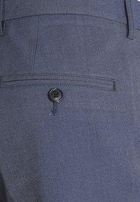 Matinique - LIAM - Kalhoty - dust blue melange - 2