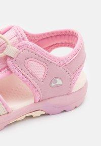 Viking - SANDVIKA - Walking sandals - light pink/pink - 5