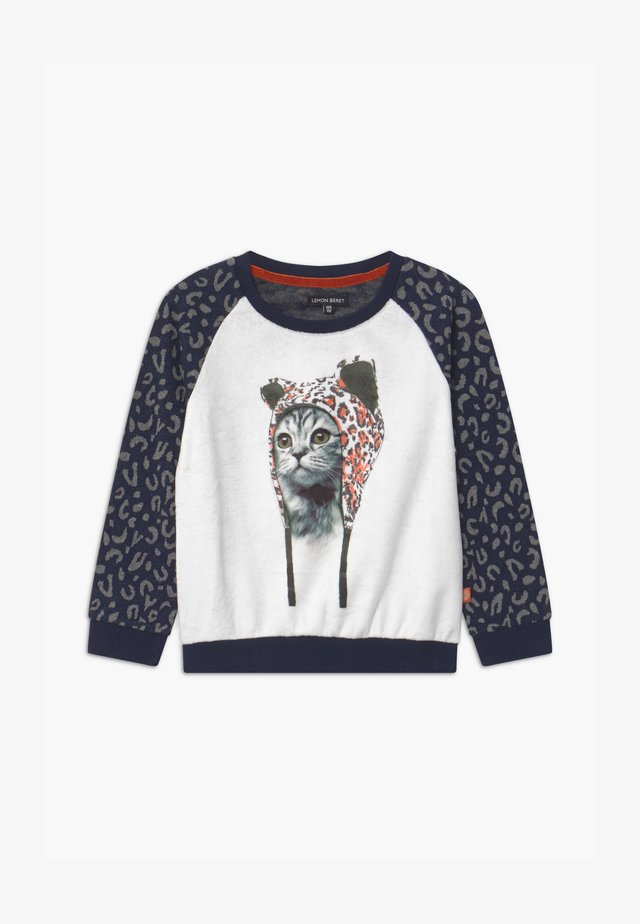 SMALL GIRLS - Sweatshirt - dark blue