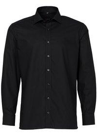 Eterna - FITTED WAIST - Shirt - black - 1
