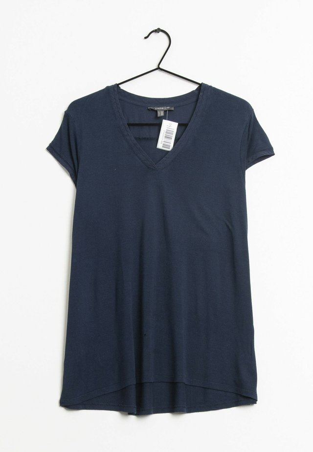 T-shirt basic - blue