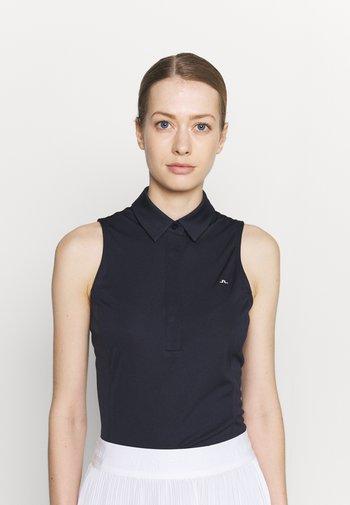 DENA SLEEVELESS GOLF  - Polo shirt - navy