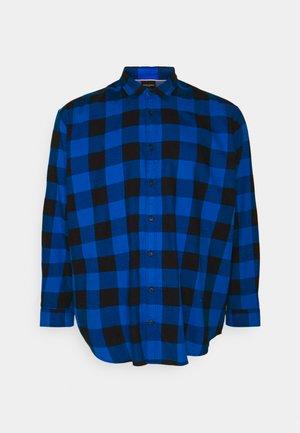 JJEGINGHAM - Camicia - classic blue