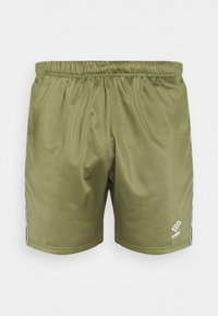 Umbro - ACTIVE STYLE TAPED TRICOT SHORT - Sports shorts - capulet/white - 3