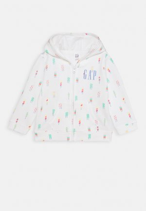 ARCH HOOD - Kapuzenpullover - new off white