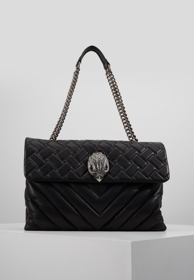 KENSINGTON BAG - Handväska - black