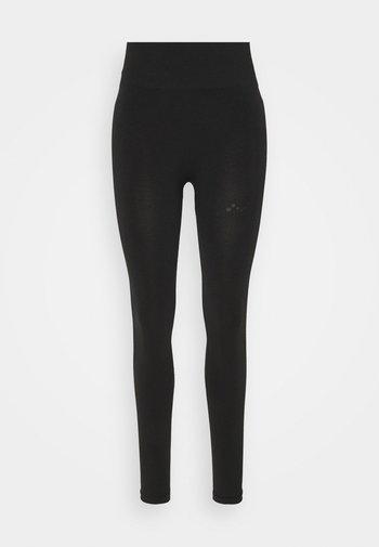 ONPJARI - Leggings - black