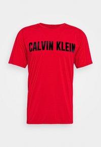 Calvin Klein Performance - T-shirt print - red - 0