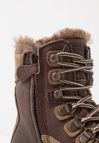 Bisgaard - Lace-up ankle boots - brown - 2