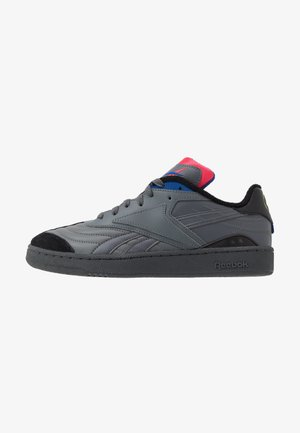 CLUB C RC 1.0 LIGHT TENNIS STYLE SHOES - Zapatillas - true grey/black/hype pink