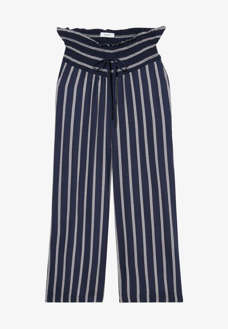 C&A - Trousers - dark blue