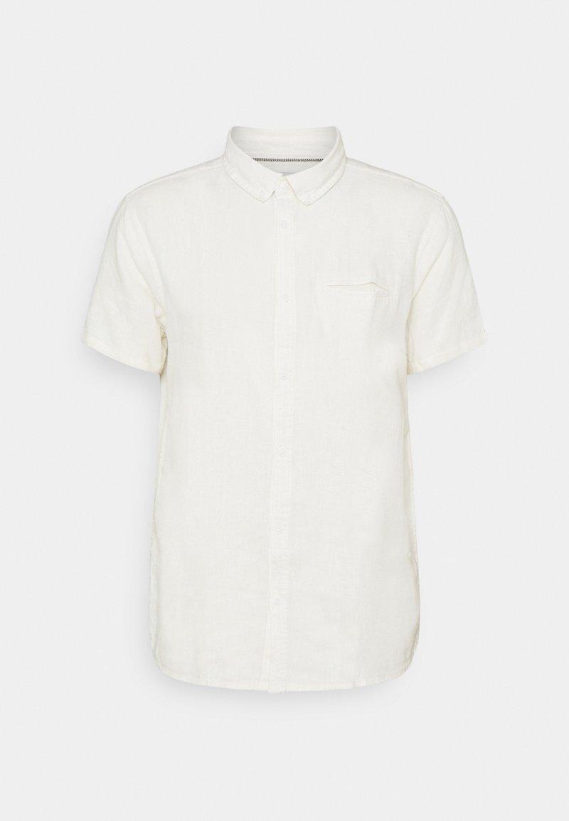 Solid - REGINALD - Shirt - white