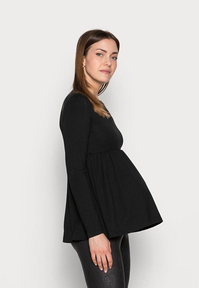 MLMONICA  - Long sleeved top - black