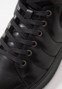 Bogner - COLOGNE - High-top trainers - black - 5