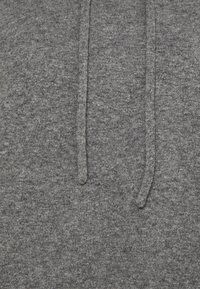 Marc O'Polo - LONGSLEEVE HOOD - Jumper - middle stone melange - 2