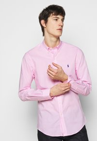 Polo Ralph Lauren - NATURAL - Shirt - pink/white - 3