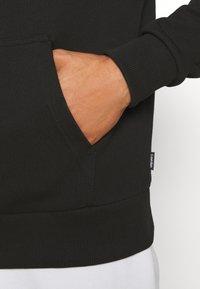 Calvin Klein - SUMMER GRAPHIC BACK PRINT HOODIE - Felpa - black - 4