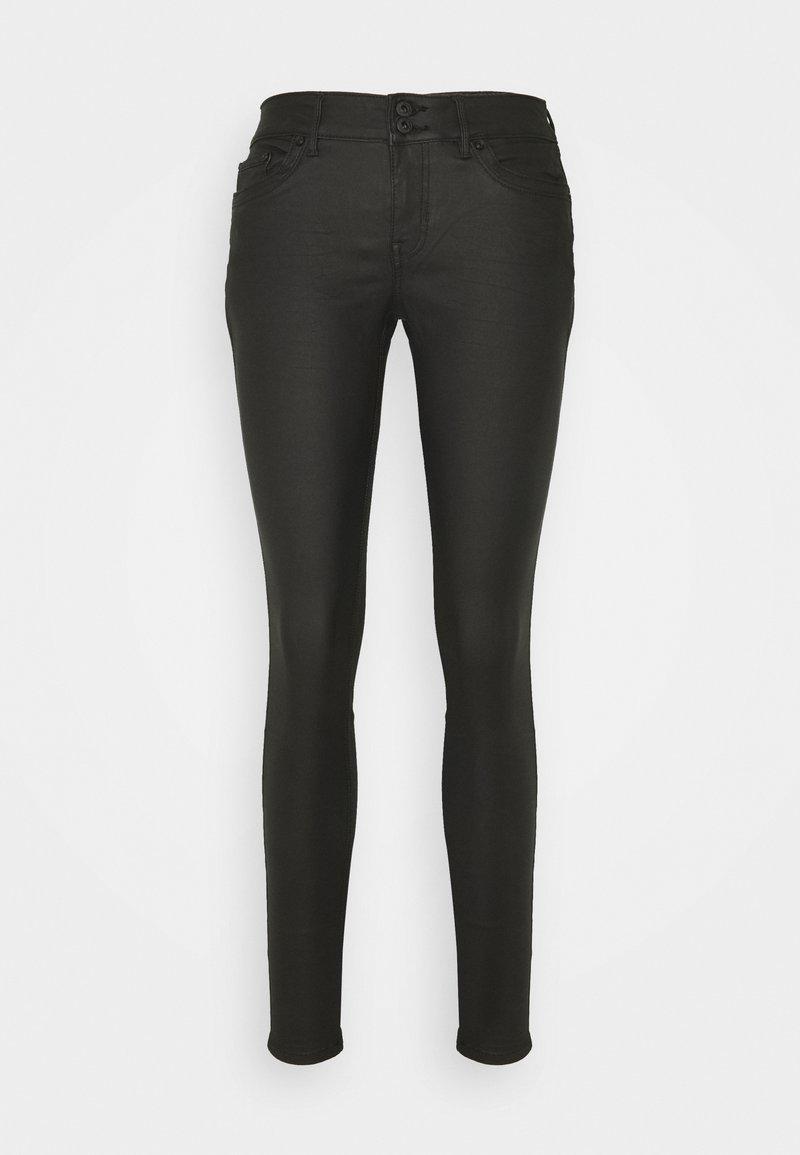 TOM TAILOR DENIM - JONA - Jeans Skinny Fit - black denim